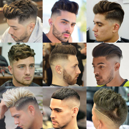 31 New Hairstyles For Men 2019 | Men's Haircuts + Hairstyles 2019