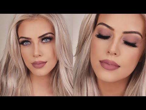 Primark Nude Makeup Tutorial | Chloe Boucher - YouTube