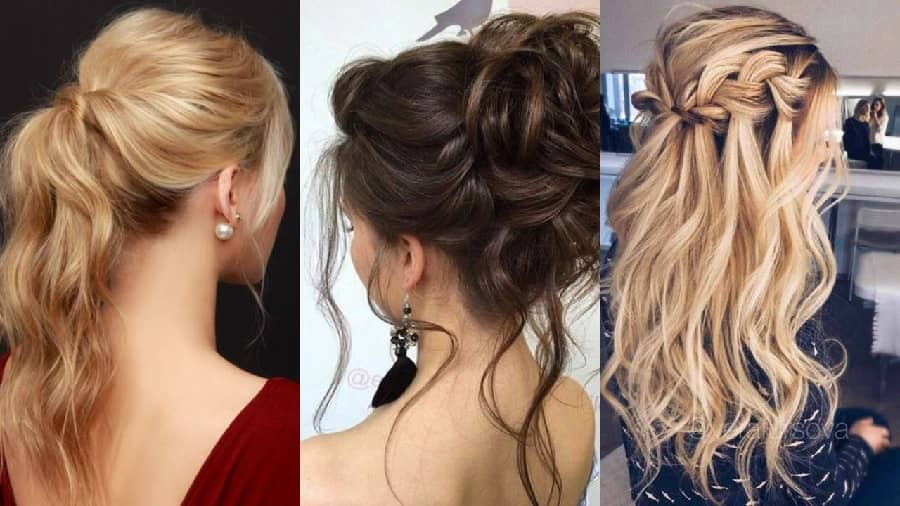 10 Best Party hairstyles You Should Try | Life Style | Path To Mom