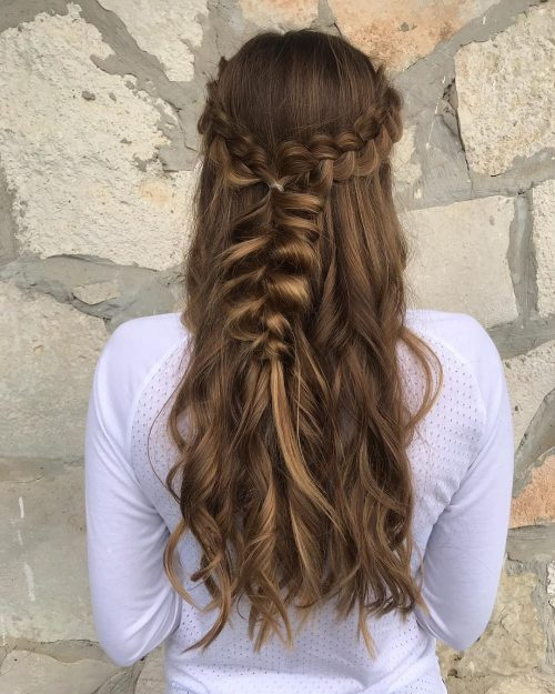 50 Party Hairstyles That Are Fun & Chic for 2019