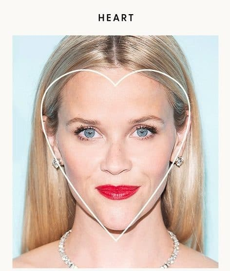42 Perfect Hairstyles for Heart Shaped Faces - HairstyleCamp