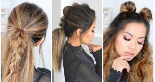 CHIC & PERFECT Hairstyles For Medium Length Hair | MY NYFW Hair
