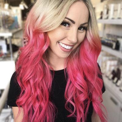 Strawberry Jam: Dusty Pink Vegan Semi-Permanent Hair Dye - Lime Crime