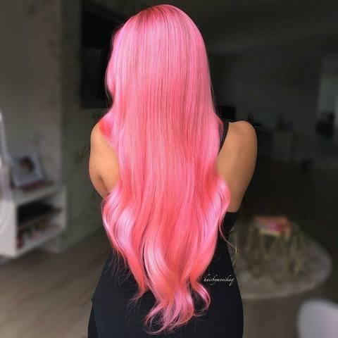 Iroiro 70 Pink Natural Vegan Cruelty-Free Semi-Permanent Hair Color