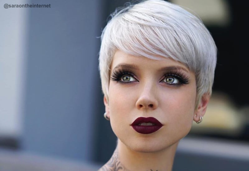 The Short Pixie Cut - 39 Great Haircuts You'll See for 2019