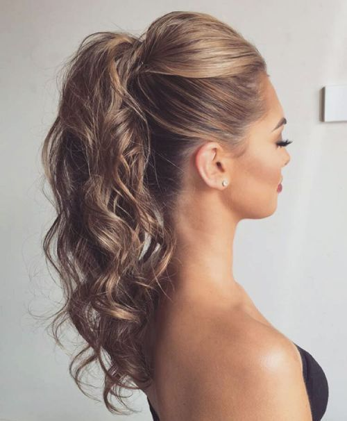 20 Date-Night Hair Ideas to Capture all the Attention | Hair, Makeup