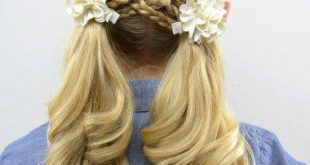 20 Pretty Hairstyles for your Little Girl | hair styles 4 Lili