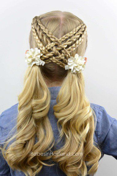 Pretty hairstyles for the pretty angel in   you