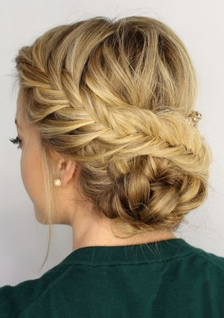 2015 Prom Hairstyles - Couture Hair Design