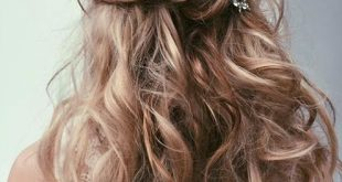35 Wedding Updo Hairstyles for Long Hair from Ulyana Aster | Wedding