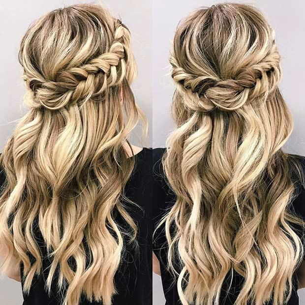 11 More Beautiful Hairstyle Ideas for Prom Night | Hair & Beauty