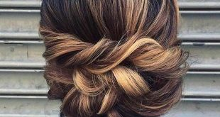 21 Beautiful Hair Style Ideas for Prom Night | Social hair ideas