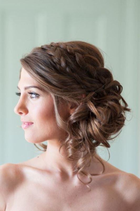 Picture Of the most gorgeous prom night hairstyles 6