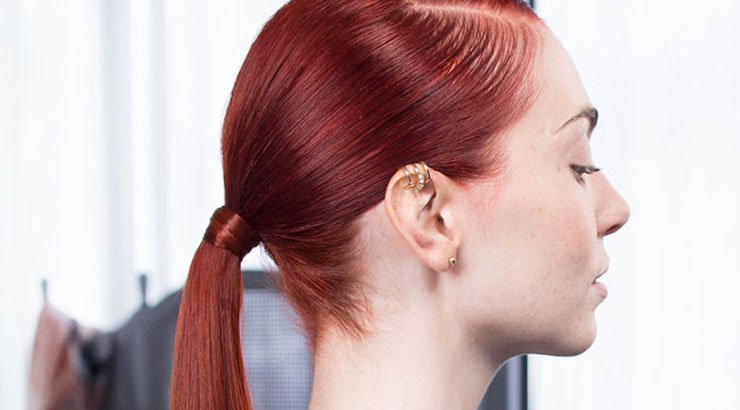 Red Hair Color - Hair Color Products & Tips - Garnier
