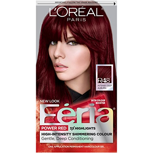 Amazon.com : L'Oréal Paris Feria Multi-Faceted Shimmering Permanent