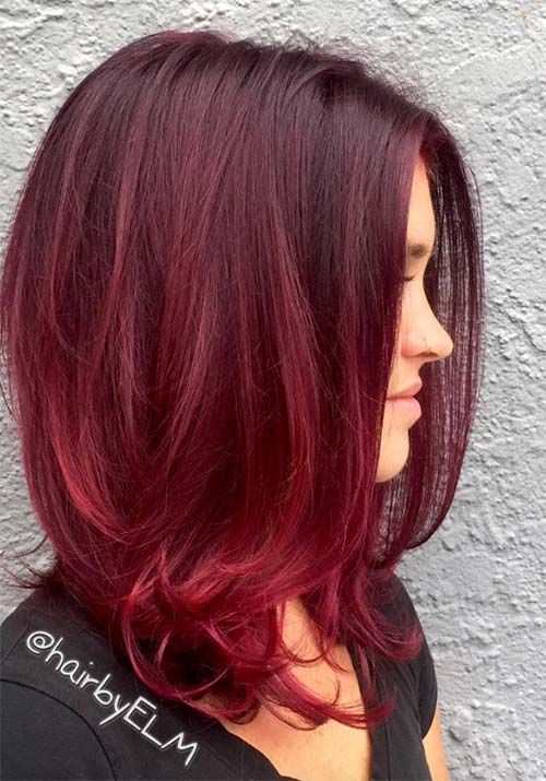 Red Hair Dye For Your New Look Fashionarrow Com