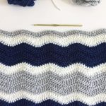 Find Various Ripple Crochet Patterns