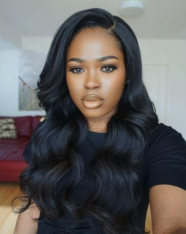 Black Girl Sew in Hairstyles | hair | Pinterest | Hair styles, Hair