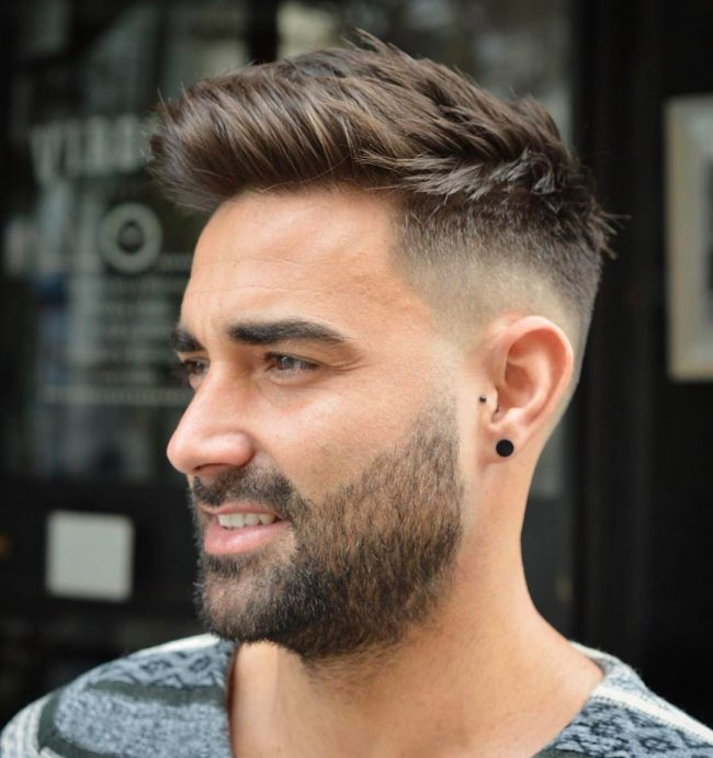 70 Sexy Hairstyles For Hot Men - [Be Trendy in 2019]