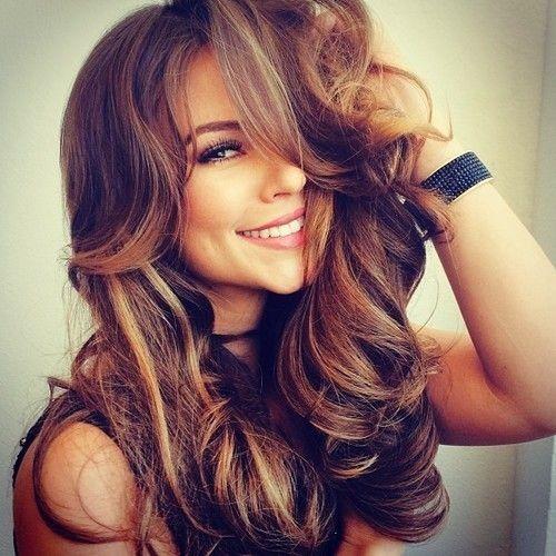 15 Sexy Hairstyles for Long & Medium Hair - Pretty Designs