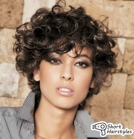 Short curly hairstyles for women 2015 | Hairstyles | Pinterest