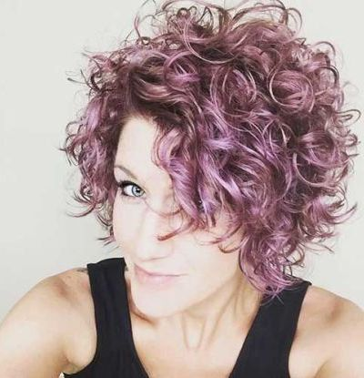 111 Amazing Short Curly Hairstyles for Women To Try in 2018