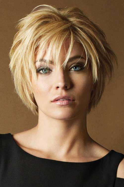 Short Layered Haircut | The Best Short Hairstyles for Women 2016