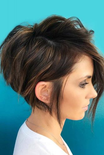 50 Amazing Short Haircuts for Women | LoveHairStyles.com