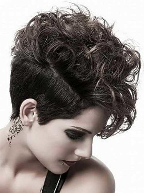 Short hairstyles curly hair - Short and Cuts Hairstyles