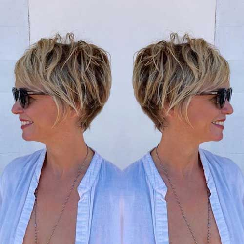 2017 Best Short Haircuts for Older Women | hairstyles | Pinterest