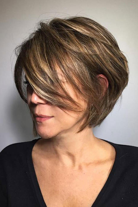 The Best Short Haircuts for Older Women - Southern Living