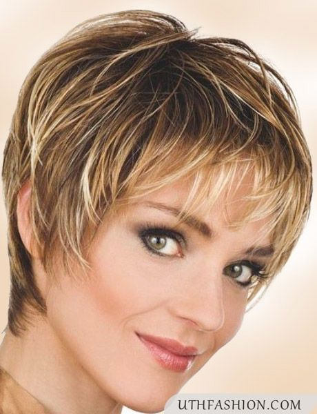 Top 12 Short Hairstyles For Older Women | Short haircuts | Pinterest