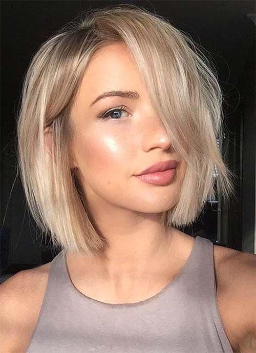 100 Short Hairstyles for Women: Pixie, Bob, Undercut Hair