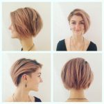 Short hairstyle: In Vogue