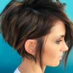 Make yourself attractive in public using   new short hairstyles