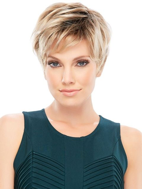 Here Are Short Hairstyles For Fine Hair