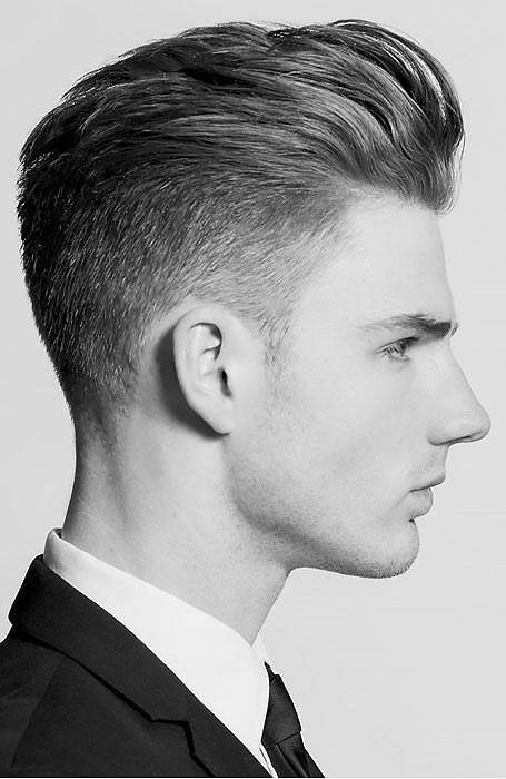 short hairstyles for men: Always   attractive