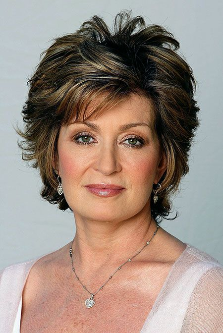 Photos Of Short Haircuts for Older Women | Hair | Hair styles, Short