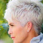 SHORT HAIRSTYLES FOR OLDER WOMEN: Classy   & Elegant