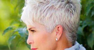 33 Flattering Short Haircuts for Older Women in 2019