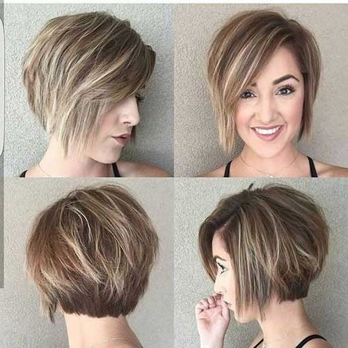 Short Haircuts For Round Faces | Short Haircut Styles | Short