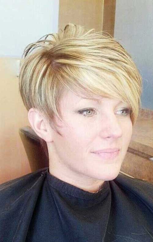 20 Best Short Hair For Women Over 50