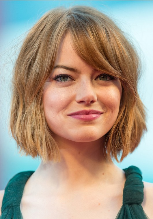 20 Amazing Short Hairstyles With Bangs - PoPular Haircuts