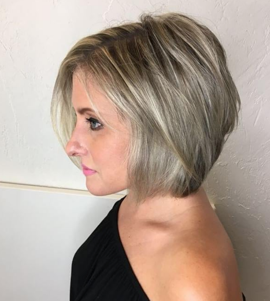 short hairstyles u2014 balance salon