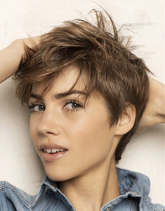 22 Short Messy Hairstyles | Hairstyles Ideas