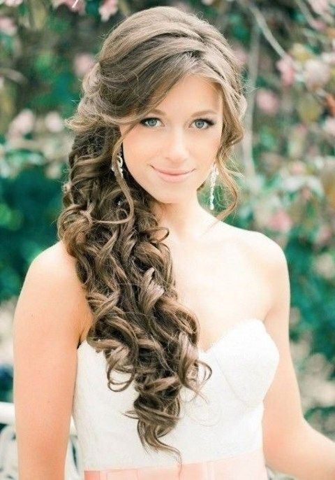 Get a unique look with Side Hairstyles
