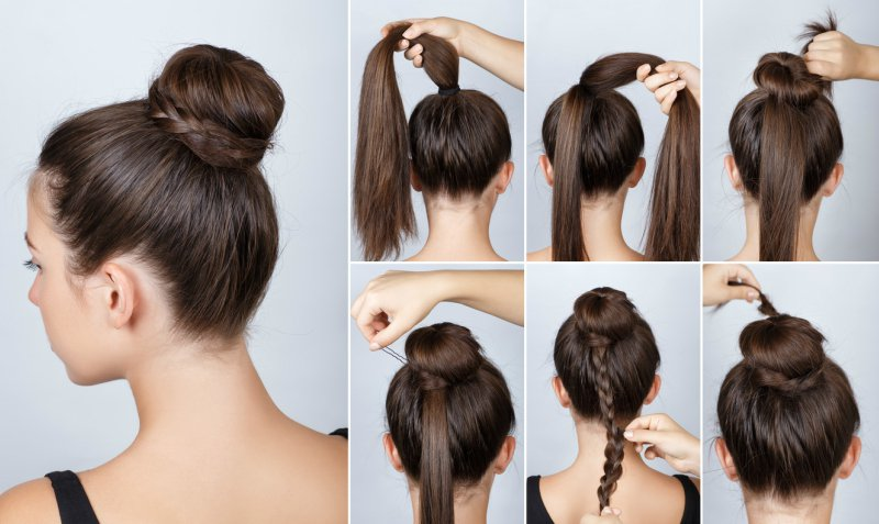 10 Simple Hairstyles for College Going Girls | Makeupandbeauty.com