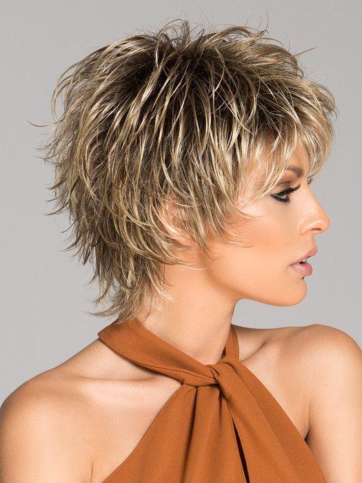 Click | Short Synthetic Wig (Basic Cap) | Lita's | Pinterest | Short