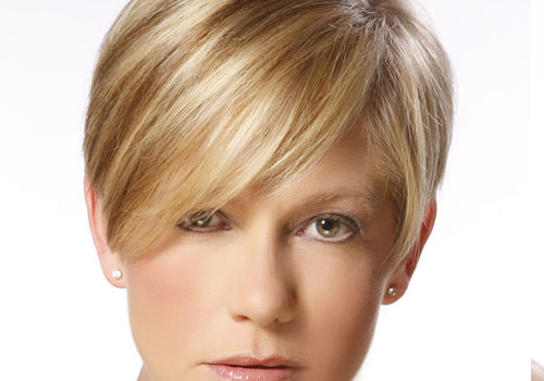 Short Simple Hairstyle | Sophie Hairstyles - 28232