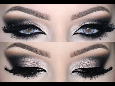 ♡ Sexy and Dramatic ♡ Smokey Eye Make Up | Melissa Samways